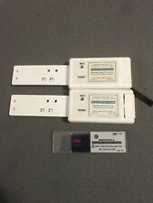 Hemochron Jr. Electronic System Verification Kit Cartridge Complete MSRP $1300