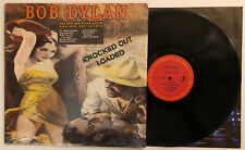 Bob Dylan - Knocked And Loaded - 1986 US 1st Press (NM) In Shrink + Hype Sticker