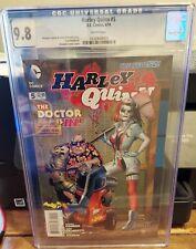 HARLEY QUINN #5 CGC 9.8