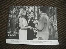 Star 80 Mariel Hemingway B&W 7x9.5 Promo Photo Original Lobby Card