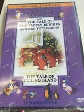 DVD- The Tale Of The Floppy Bunnies And Mrs. Tittlemouse