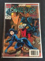 GI Joe #138 Snake-Eyes & Ninja Force Marvel Comics Combine Shipping