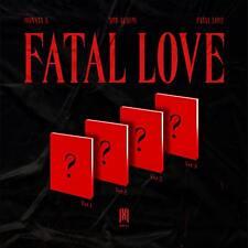 [PRE-ORDER] MONSTA X 3rd Album – [FATAL LOVE] NEW & SEALED