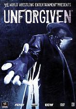 Unforgiven 2007 Wwe Wrestling Dvd