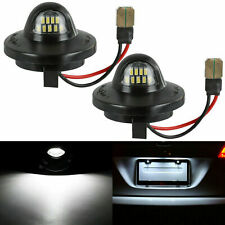 2 Pack For Ford F150 F250 F350 LED License Plate Light Bulb Assembly Replacement