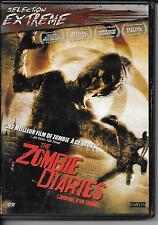 DVD ZONE 2--THE ZOMBIE DIARIES / JOURNAL D'UN ZOMBIE--JONES/STOVIN/HURN