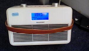 Blankpunt DAB Radio