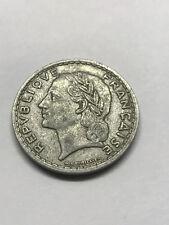 1949-B France 5 Francs VF #13239