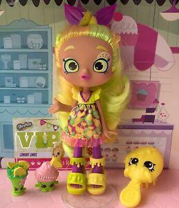 Shopkins Shoppies Girls' Day Out - Lemony Limes Doll.