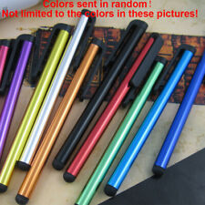 Universal Capacitive Touch Screen Pen Stylus For iPhone Samsung Tablet Random 1x