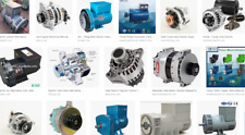 Electric Motors Machinery Alternators Transformers & Electricity etc ebooks Link