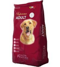 NUOVA FATTORIA Supreme Adult. Crocchette monoproteiche per cani