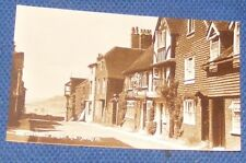 WATCHBELL STREET, RYE OLD JUDGES POSTCARD
