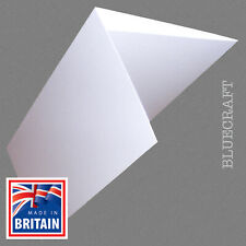 50 x A4 White Business Flyers Promotional Card Blanks - Inkjet Laser Printing