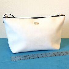 Guess PVC Pebbled Leather White Hobo Handbag Shoulder-bag
