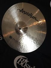 """NEW Anatolian 16"""" Ultimate Crash Cymbal (RRP £150)"""