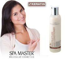KERATIN RESTRUCTURE HAIR CONDITIONER SPA MASTER PROFESSIONAL, NO parabens