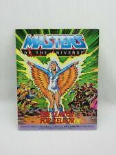MOTU,THE SEARCH FOR KELDOR mini comic,Masters of the Universe,he-man,original #