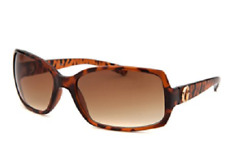 Guess Tortoise Sunglasses With Case New Womens