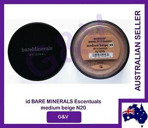 Bare Minerals Escentuals BareMinerals Medium Beige (N20) 6gr/0.21 Oz.