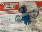 Vintage Transformers Cybertron Robots In Motion Primus Omega Lock  3 Planet Keys
