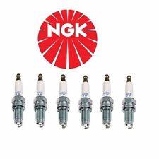VW AUDI 6-NGK (7563) Laser Iridium Long-Life Pre-Gapped Spark Plug IZKR7B