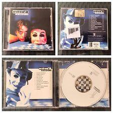 """ANDREA RA """"SCACCOMATTO"""" RARO CD 2002 - FUORI CATALOGO"""