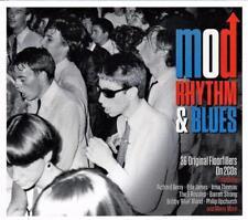 MOD, RHYTHM & BLUES - 36 ORIGINAL FLOORFILLERS - VARIOUS ARTISTS (NEW  2CD)