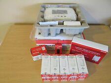 Honeywell Ademco Lynx L5100 L5200 Burglar Alarm System Cellular w/10 Contacts