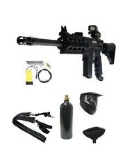 """NEW Tippmann US Army Project Salvo 18"""" Barrel Sniper Red Dot Sling Paintball #19"""