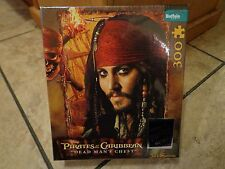 300 PIECE--BUFFALO GAMES--PIRATES OF THE CARIBBEAN JACK SPARROW PUZZLE (NEW)