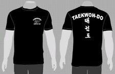 TAEKWONDO MARTIAL ARTS  MAKE MY DAY T-SHIRT
