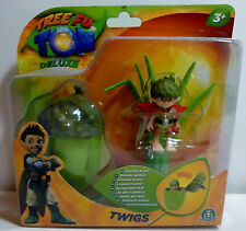 TREE FU TOM DELUXE TWIGS ACTION FIGURE SET EUROPEAN MISP NEW SEALED