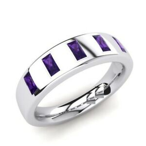 Valentine's Day Gifts For Boyfriend 925 Silver Band Wedding Special