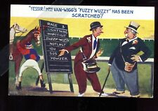 Comic Horse Racing  Scratched (1938) Betting