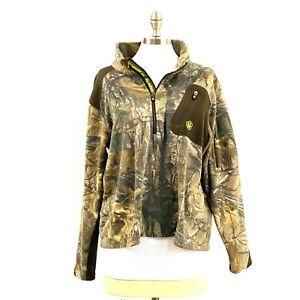 Game Winner Fleece Camouflage Hunting Pullover Sweatshirt Youth Boys Size XL