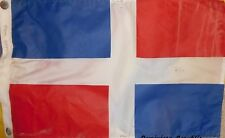 New listing Sailing, Boating, Ocean, Cruising, Courtesy Country Flag - Dom. Republic
