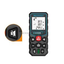 Handheld Digital Laser Distance Meter Measure Tape Range Finder Tool 132ft40m