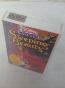 Disney's Sleeping Beauty VHS Video (Small box) Pal