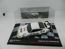VENCEDORES DE RALLY COLECCION ALTAYA ESCALA 1/43 PORSCHE 911 CARRERA RS