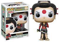 Funko POP! Heroes ~ KATANA (DC BOMBSHELLS) VINYL FIGURE ~ DC Comics Ant Lucia