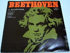 BEETHOVEN Symphony no. 5 in C Minor op. 67 HENRYK CZYZ Muza SX 1164 Poland rare