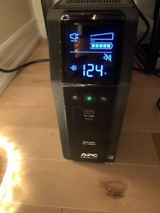 APC BR1000MS Back-UPS Pro 1000s - Include Battery