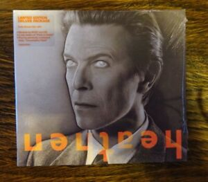 CD David Bowie Heathen Ltd.Edt. Deluxe Package OVP