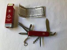 Wenger Factory Manufactured Modern Folding Knives For Sale