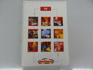 Majorette Catalogue 1999