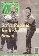 WHEN SATURDAY COMES Issue No.89 July 1994 Strict Regime For Irish Squad