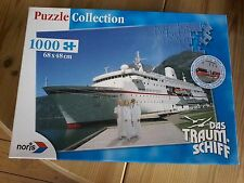 ***  1000 Teile Puzzle Das Traumschiff, Puzzle Collection noris