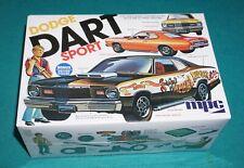 Dodge Dart Sport MPC 1/25 Factory Sealed.