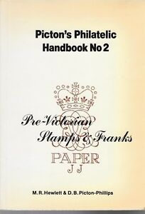 """""""Picton's Philatelic Handbook No. 2: Pre-Victorian Stamps & Franks"""" Out of Print"""